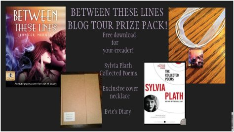 Between These Lines Prize Pack